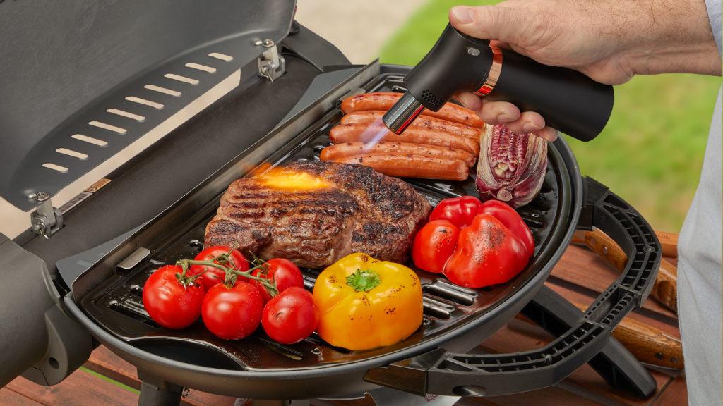 戶外烤肉必備-GJ One專業噴槍和O-Grill可攜式烤肉爐