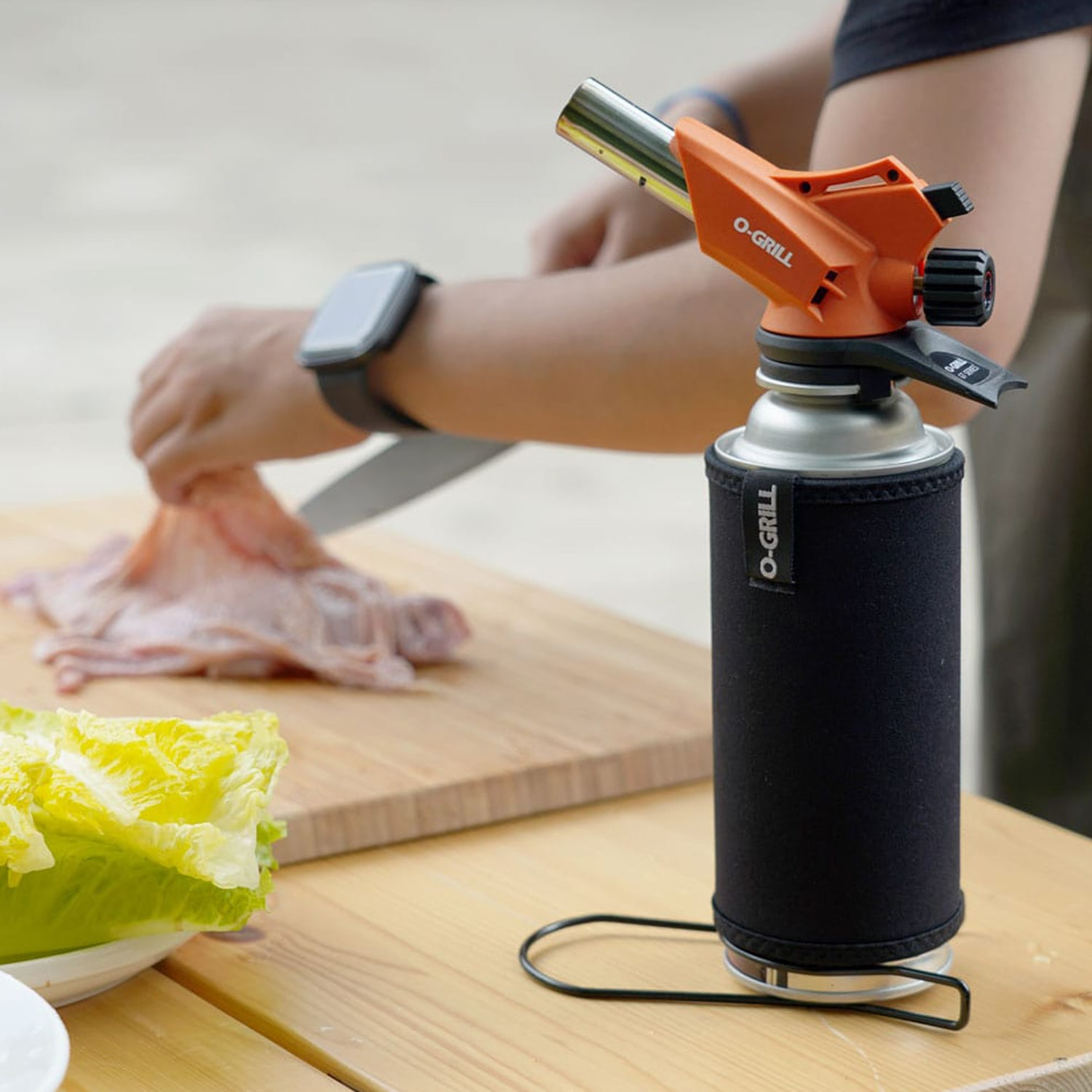 O-Grill Portable Gas Grill Accessories Feature Image