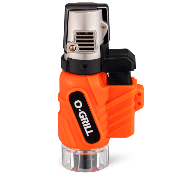 GJ100 Portable Micro Jet Butane Torch - Perfect for Outdoor Usage