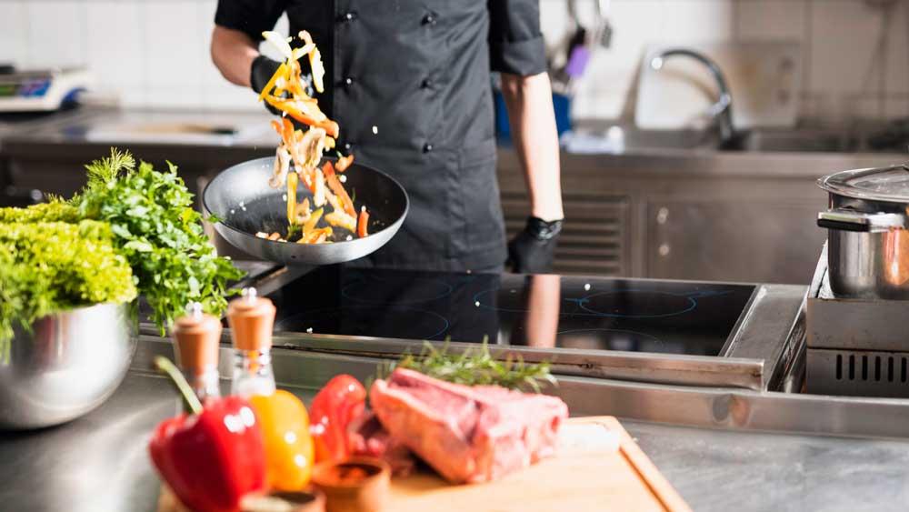 O-Grill專屬廚房、餐廳和酒吧的料理噴槍